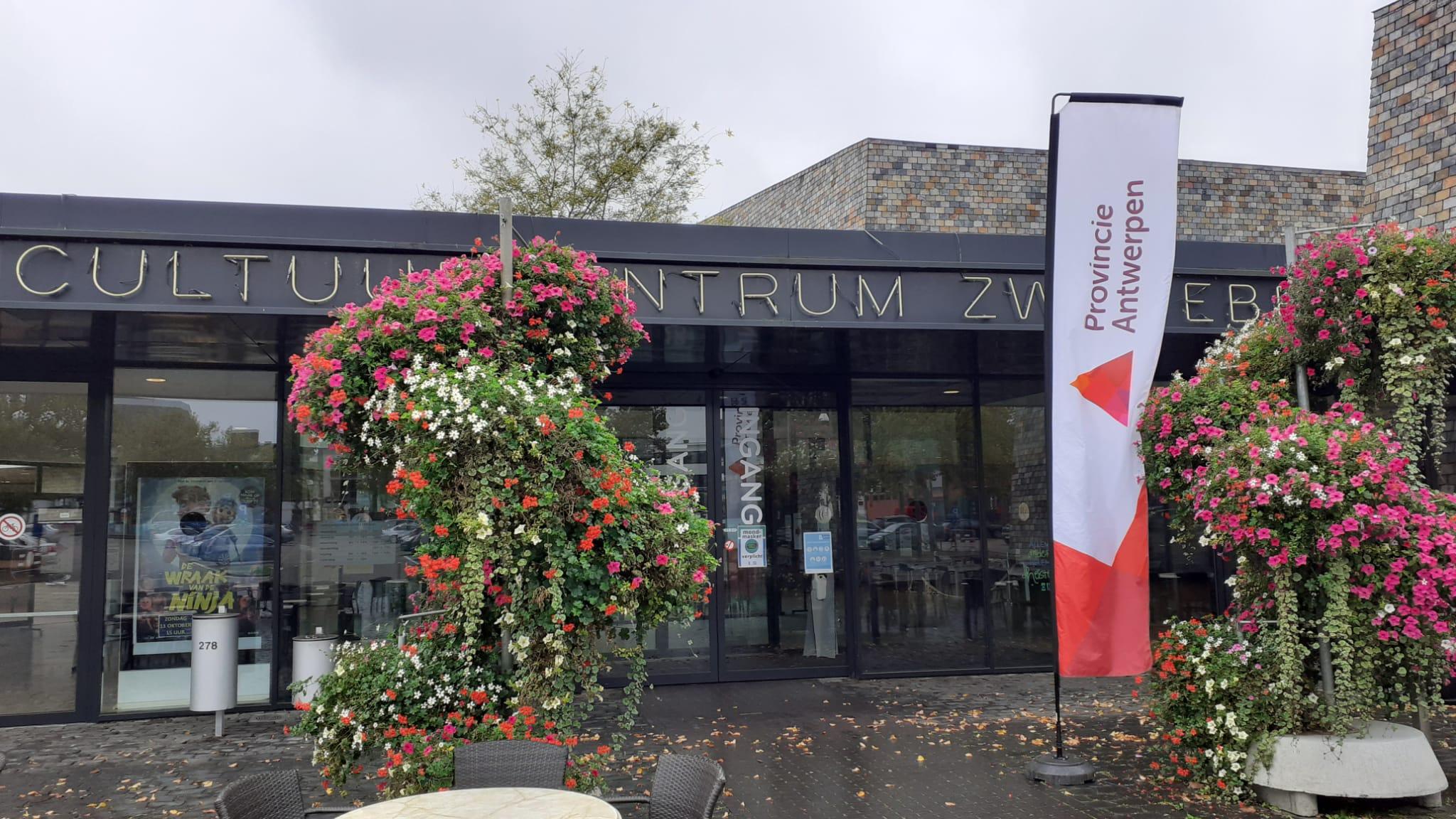 Verslag infomarkt 8 oktober 2020 in Heist-op-den-Berg